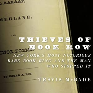 Thieves of Book Row Audiobook