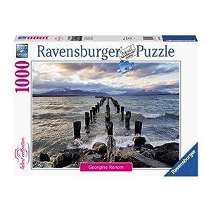 Ravensburger Puzzle Puerto Natales Cile Puzzle Da Adulti Multicolore 16199