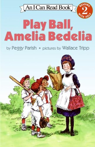 Price comparison product image Play Ball, Amelia Bedelia (I Can Read Level 2)