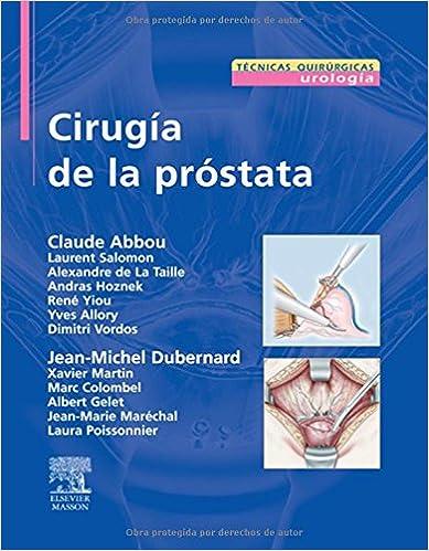 comparar la cirugía de próstata