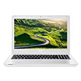 "Latest Acer Aspire 15.6"" inch Full HD (1920 x 1080) Laptop - Kabylake Intel Core i5-7200U up to 3.10 GHz, 8GB RAM, 256GB Solid State Drive SSD, Wifi, DVD±RW, HD Webcam, Windows 10 White"