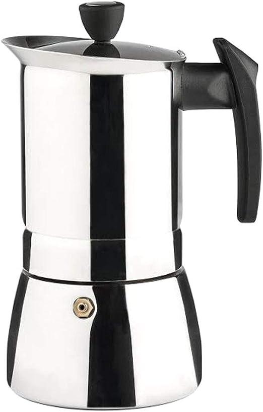 Vier 650-9I Cafetera, Acero Inoxidable 18/10, Plateado: Amazon.es ...