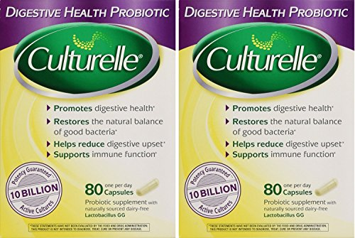 Culturelle Digestive Health Probiotic Capsules
