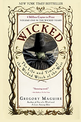 Image result for wicked gregory maguire