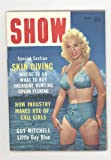 img - for Show the Magazine of Entertainment July 1957 Lisa Winters on Cover book / textbook / text book