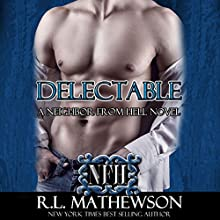 Delectable Audiobook by R. L. Mathewson Narrated by Fran Jules