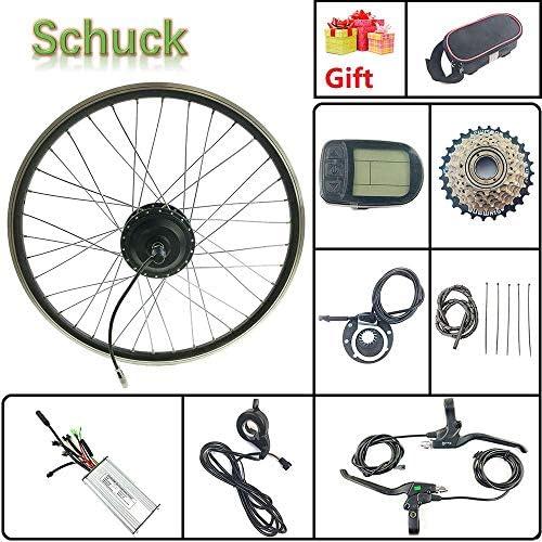 Schuck 48V500W Kit de Bicicleta eléctrica Kit de Rueda de Motor ...