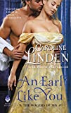 An Earl Like You: The Wagers of Sin by  Caroline Linden in stock, buy online here