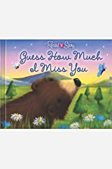 Guess How Much I Miss You (Record a Story) Board book