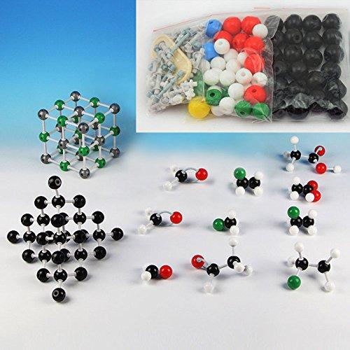 General Atom Molecular Models Kit Set & Organic Chemistry Scientific (Computational Solutions)