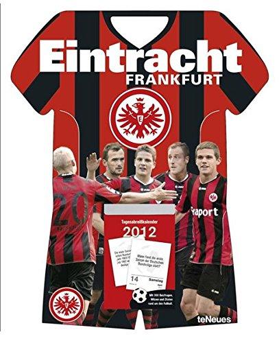 Eintracht Frankfurt 2012 Tagesabreißkalender