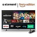 """Element EL4KAMZ5517 55"""" 4K Smart LED Fire TV Edition UHDTV"""