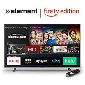 ELEMENT 55-Inch 4K Smart LED TV EL4KAMZ5517 (2017)