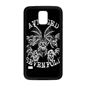 Samsung Galaxy S5 Phone Case for Avenged Sevenfold pattern design GQASFD766476