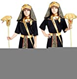 Fancy Festival Cosplay Halloween Pharaoh Costumes