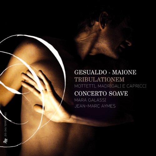 Tribulationem / Motetti / Madregali e Capricci / Concerto - Mara Marc