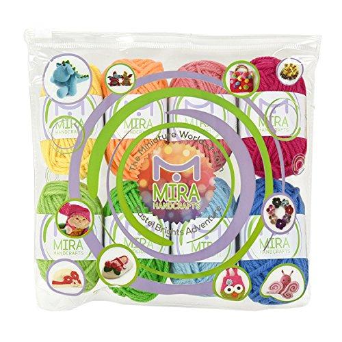 Mira HandCrafts Miniature Yarn Pack