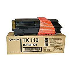 Kyocera-strategic Kyocera Tk-112 Black Toner For Use In Fs720 Fs820 Fs920 Fs1016mfp - Page Yield 6