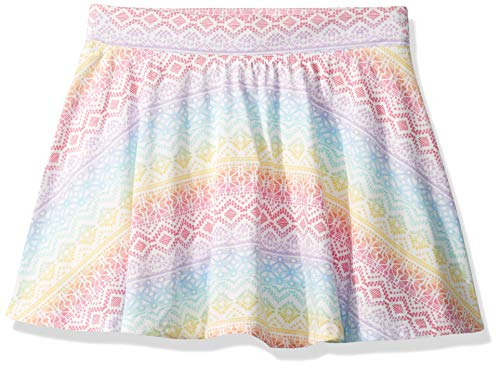 The Children's Place Girls' Big Graphic Printed Skort
