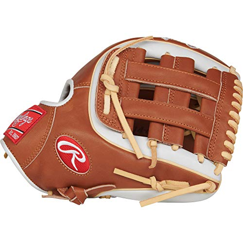 Rawlings PRO314-6GBW Heart of The Hide, Brown, 11.5