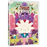 The New Dvd, Adventure Time: The Suitor, Features 16 Full Length Episodes