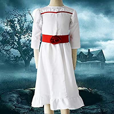 WSJDE Mujer s Annabelle Comes Home Cosplay Annabelle Bee Dress ...