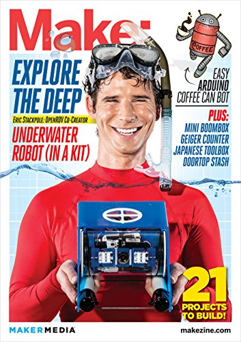 Make: Technology on Your Time Volume 34: Robotics