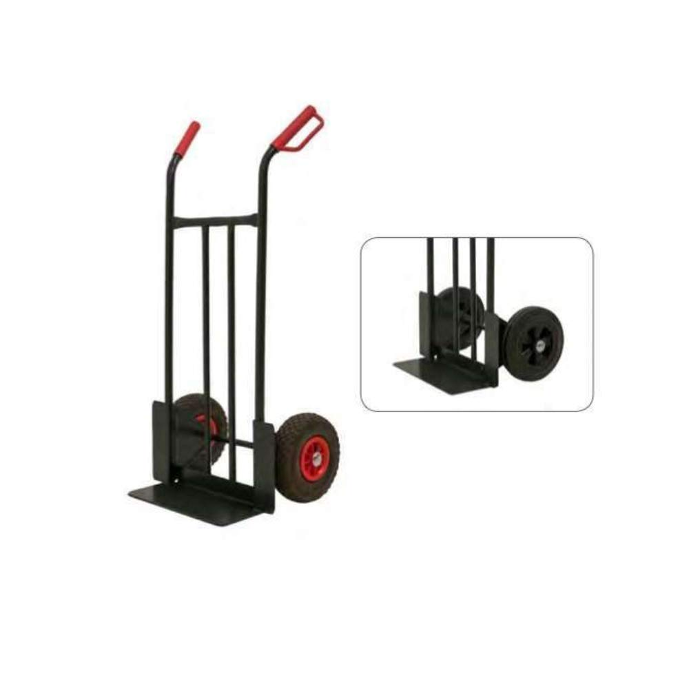 TotalSource Standard Hand Trolley//Sack Truck w//Solid wheels