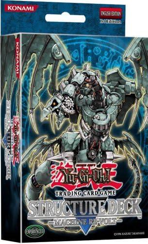 Yu-Gi-Oh! TCG Structure Deck 10: Machine Re-Volt 1st Edition Pick Yu-Gi-Oh