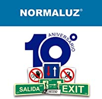 Normaluz RD14108 - Señal Luminiscente Botiquin Clase B PVC de 0.7mm con CTE, RIPCI, 22.4 x 30cm