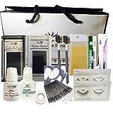Lash Artist Starter Kit / Individual Eyelash Extension Trainning/Beginning kit