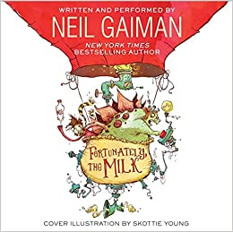 Book Fortunately, the Milk CD