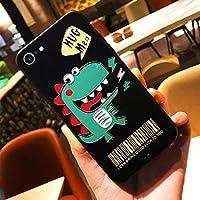 iPhone 6s Plus iP6sp ハードケース ケース カバー スマホケース クリアケース Clear Arts 可愛い恐竜 (iPhone6/iPhone6s, ニコニコ恐竜) [並行輸入品]