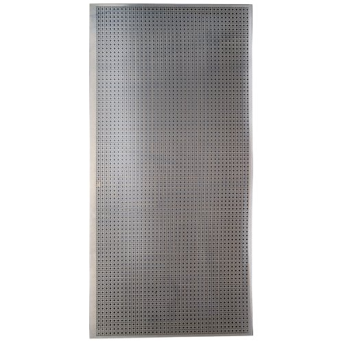 M-D Hobby & Craft 57323 Perforated Aluminum Sheets, 1 x 2 Inch, Lincane
