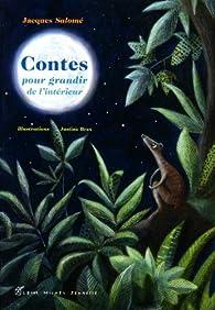 Contes pour grandir de l'intérieur par Jacques Salomé