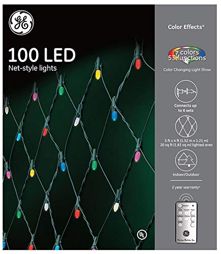 Ge Led Lights Color Effects in US - 7