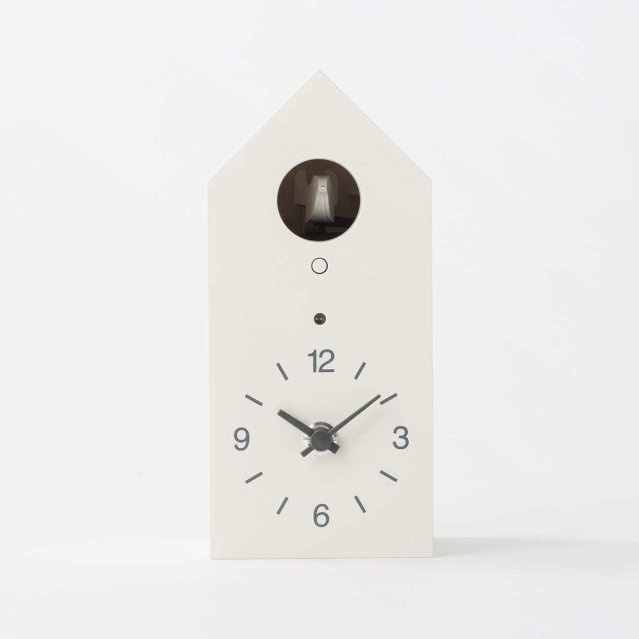 MoMa MUJI White-hanging clocks cuckoo clocks NEW