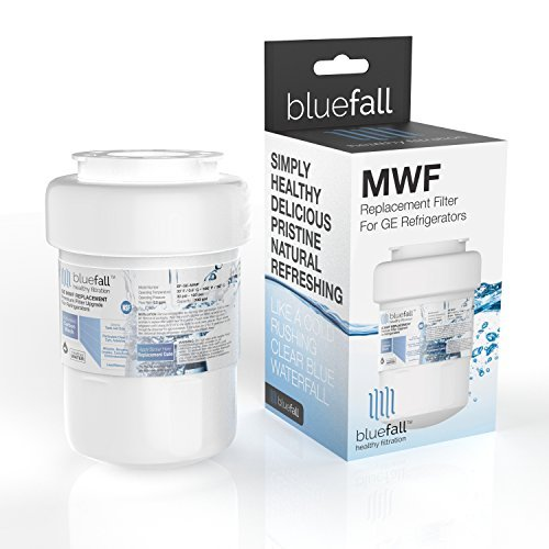 BLUEFALL GE MWF Refrigerator Water Filter Smartwater Compatible Cartridge -  Drinkpod USA, BF-GE-MFW