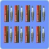 07 explorer spark plugs - New OEM Motorcraft Set of 8 Spark Plugs Finewire Platinum - Ford Updated Design PZH1F SP514 / SP547
