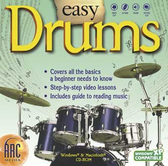 [Easy Drums] (Drum Software)