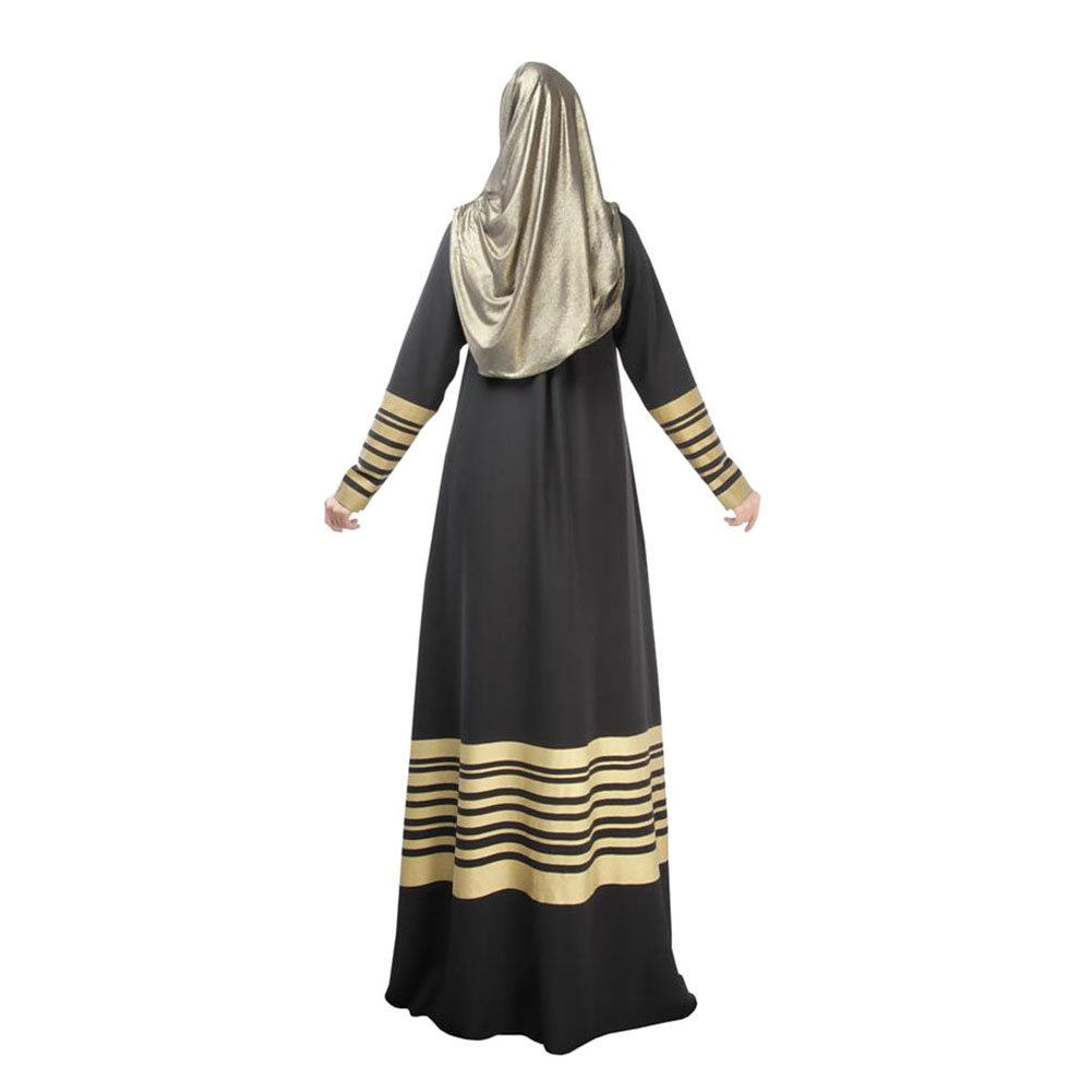 Zhuhaixmy Muslim Womens Clothes Middle East Kaftan Islamic Long Sleeve Arab Malaysia Jilbab Abaya Maxi Dress Robes: Amazon.co.uk: Clothing