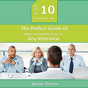 Top 10 Interview Tips Audiobook