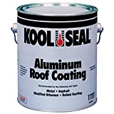 Kool Seal 20-400-1 Good Quality Aluminum Roof Coating