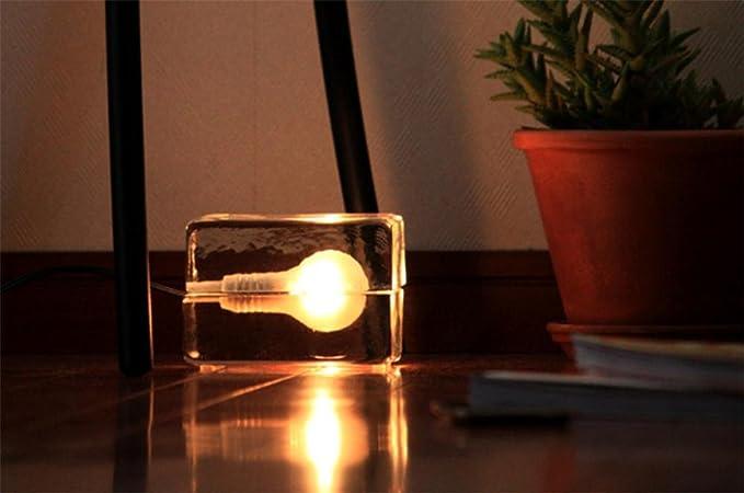 H&m lampade da tavolo lampade da scrivania ice moderno di mattoni di
