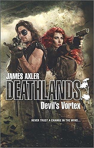 book cover of Devil\'s Vortex