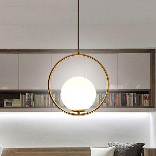 Black And Gold Pendant Light - 4