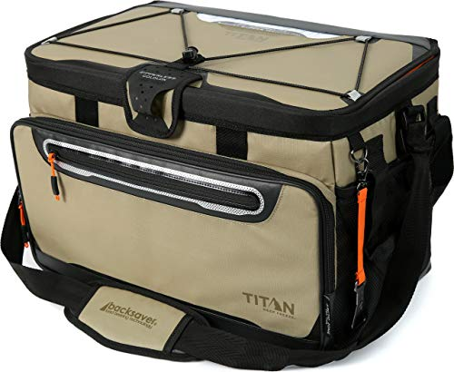 Arctic Zone Titan Deep Freeze 48 Can Zipperless HardBody Cooler, ()