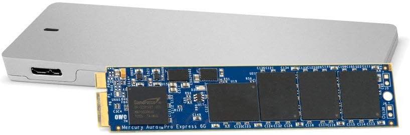 OWC (OWCS3DAP2A6K500) - 500GB Aura Pro 6Gb / s SSD + Envoy Upgrade ...