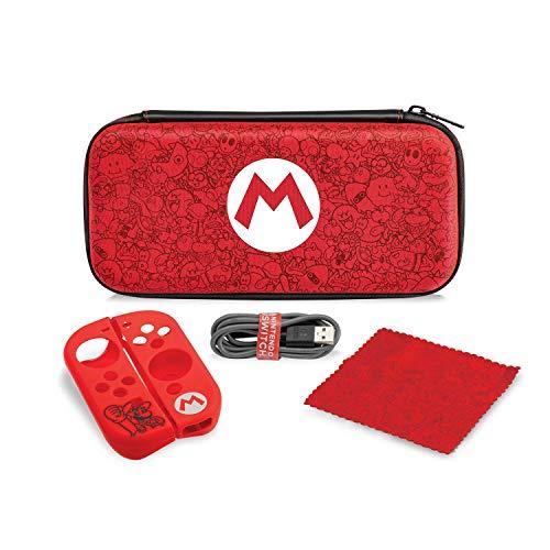 PDP Nintendo Switch Starter Kit - Mario Remix Edition, 500-120 - Nintendo Switch