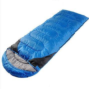 LIBWX Saco de Dormir Ligero Tipo Momia, para Viajes, Camping ...